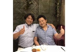 日本善野贸易公司来访